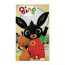 Asciugamano Bing Bunny (Bing giallo)