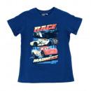 mayorista Ropa bebé y niños: Cars camiseta de manga corta para niño (locura)