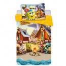 Spongebob ovis bed linen (campfire)
