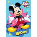 Mickey Mausfieber Bettdecke