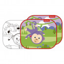 wholesale Baby Toys: Fisher Price Car Hood (Monkey)