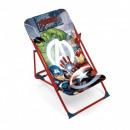 grossiste Meubles de jardin:Lit de soleil Avengers
