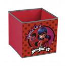 grossiste Articles sous Licence: Stockage de jouets miraculeux (cube)