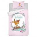Bambi Ovis Bettwäsche (meine kleine, rosa)