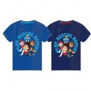 Großhandel Lizenzartikel: Paw Patrol Junge Kurzarm T-Shirt (Rettung)