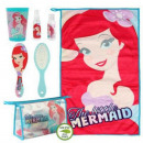 The little mermaid travel set
