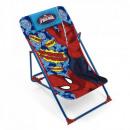 Spiderman deck chair