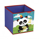 wholesale Baby Toys: Fisher Price Game Storage (Cube) Panda