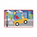 wholesale Children's Furniture: Fisher Price Carpet 45X75CM Elephant