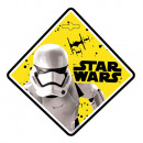 Star Wars Stormtrooper baby on board board