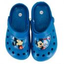 mayorista Zapatos: Mickey pantuflas de niño ratón (azul)