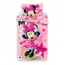 grossiste Coussins & Couvertures: Minnie Mouse Literie 140x200 70x90
