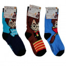 wholesale Licensed Products:Harry Potter socks
