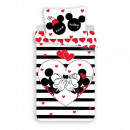 wholesale Bed sheets and blankets: Minnie and Mickey mouse bedding 140x200