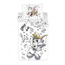 Tom and Jerry bedding (Smile)