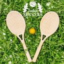 groothandel Ballen & clubs: Houten Salade  Lepels - Tennis Servers