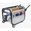 Stromgenerator,  Stromerzeuger Fahrbar 6500 Watt