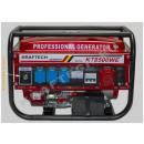Stromerzeuger  KT-8500W mit EStart - 6000 Watt