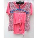 Großhandel Nachtwäsche: Schlafanzug für  Frauen, Hosen und Bluse, M-3XL