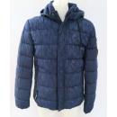 Heren winter jas met capuchon