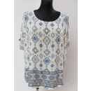 blouse for women,  loose, patterns, mix color