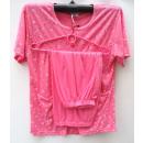 ingrosso Biancheria notte: pigiama per le  donne, pantaloni e camicetta, M-3XL
