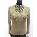 wholesale Shirts & Blouses: Blouse, lace, long sleeve