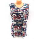 wholesale Shirts & Blouses: Blouse,  sleeveless, mix color
