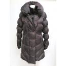 Großhandel Mäntel & Jacken: Damen Winterjacke mit Kapuze, Farb-Mix
