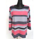 wholesale Shirts & Blouses:Blouse, striped, L-2XL