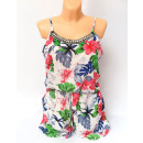wholesale Trousers: Women's  overalls, flowers, summer