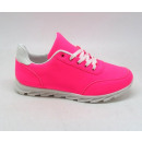 women's sneakers, pink