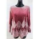 Großhandel Hemden & Blusen: Frauen Langarm-Shirt, M-2XL