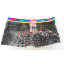 wholesale Lingerie & Underwear: Women boxers, S-XL, color mix