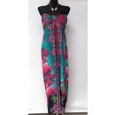 lange jurk voor vrouwen, maxi, zomer