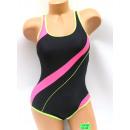 Großhandel Bademoden: Frauen-Badeanzug, einteilig