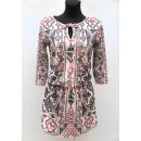 wholesale Dresses: Ladies dress,  tunic, flared, mix color