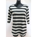wholesale Shirts & Blouses: blouse for women,  striped, large size, spring