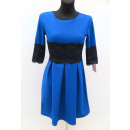wholesale Dresses: Ladies dress, flared, lace
