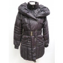 wholesale Coats & Jackets: winter jacket, hooded, black