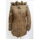 hurtownia Plaszcze & Kurtki: zimowa kurtka  damska, z kapturem,mix kolor