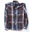 wholesale Shirts & Blouses: men's shirt,  checkered long sleeve