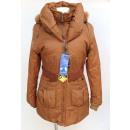 Jacke für Frauen, Winter, warm