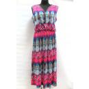 wholesale Dresses: Maxi dress, ladies, M-3XL