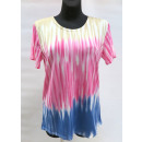 wholesale Shirts & Blouses: Blouse, short sleeve, M-3XL