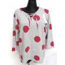 wholesale Shirts & Blouses: Ladies'  blouse, in polka dots
