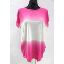 blouse,  women's large size mix color 52-56