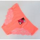 women's  panties, seamless, mix color, lace