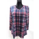 Großhandel Hemden & Blusen: Frauen  Langarm-Hemd,  Mischungsfarbe ...