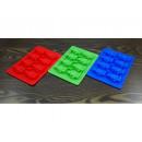 Forma do czekoladek, ludziki LEGO 8 sztuk